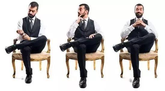 跷二郎腿影响生殖健康?吓得我赶紧乖巧坐直过日子