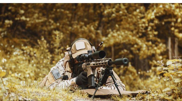驻阿美军顶不住了?王牌部队狙击手被炊事兵乱枪打死