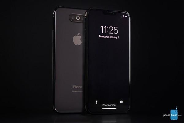 新款iPhone XI外观基本确定?小刘海+三摄大家满意么