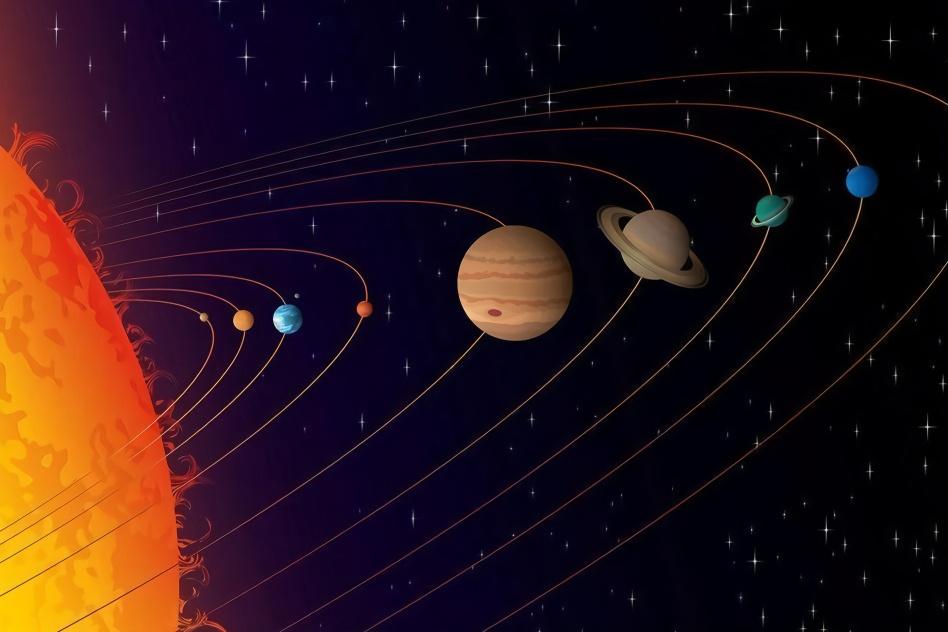 宇宙中有第九大行星的存在吗?科学家说可能潜伏在海王星之外