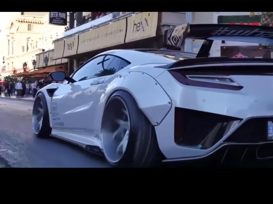 """日本国宝级的跑车之一,被称为""""东瀛法拉利"""""""