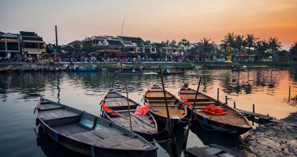 自北至南游越南  这种混搭风格和你想的肯定不一样!
