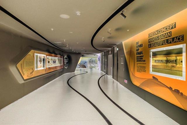 精诚展览:企业展厅展览设计的新思路