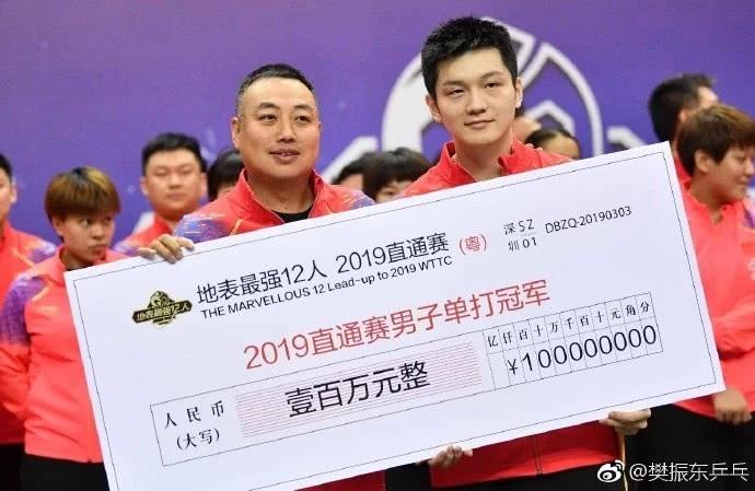 11连胜震慑日本张本智和,樊振东世乒赛誓冠,世界第一霸气宣示