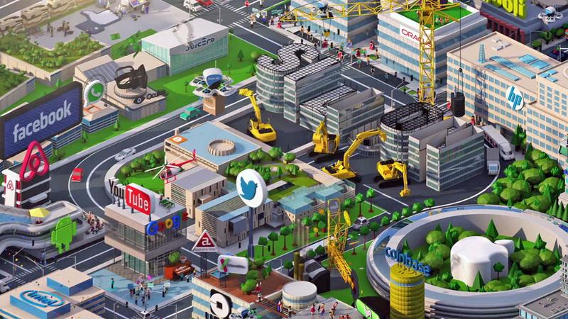 对话三位科技大牛:硅谷的现实与技术的代价