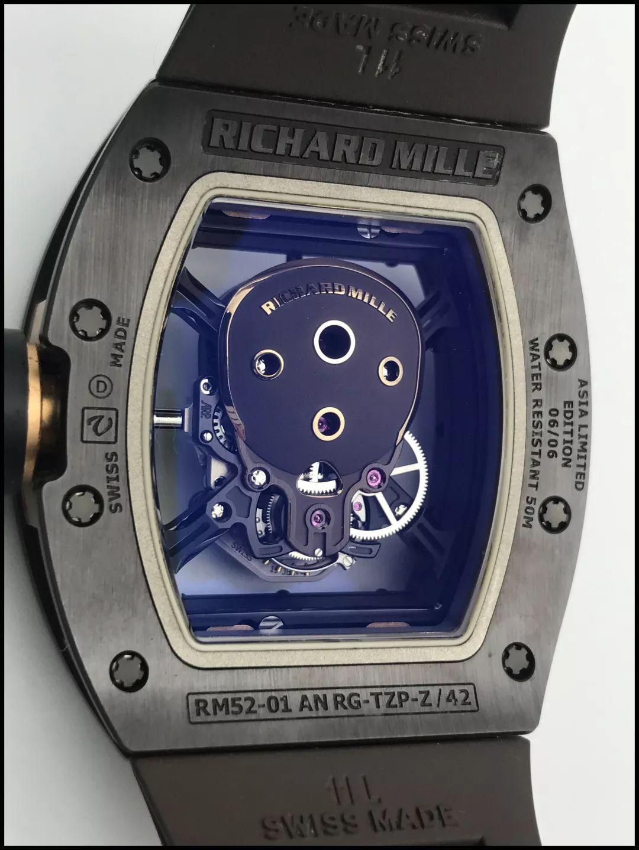 """200多万的""""百达翡丽""""与500万的""""理查德米勒""""相差大吗?-手表回收"""