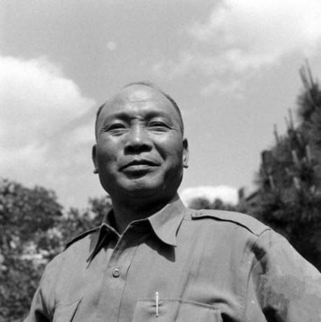 张灵甫74师被全歼之后蒋介石是如何善后的?