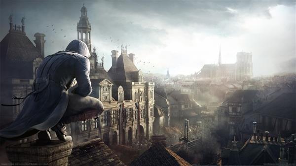 纪念圣母院育碧宣布《刺客信条》大作免费送 4月15日后购买的玩家自动退款