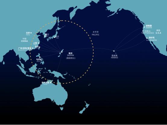 """博华太平洋抢占美国塞班岛先机,创造""""远洋奇迹"""""""