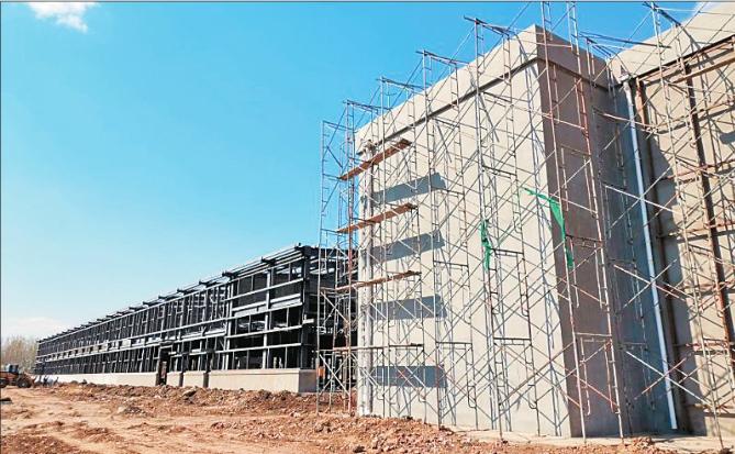 南岗产业项目引领经济提