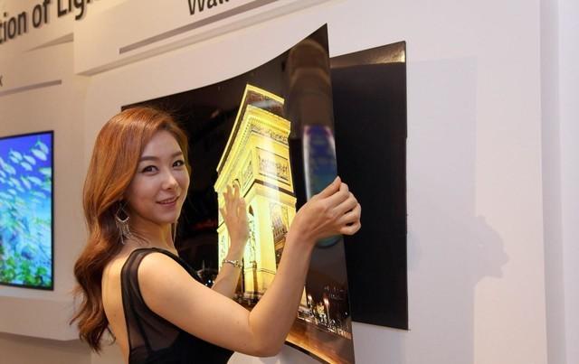 国内用户有福了!LGD广州OLED产线即将量产