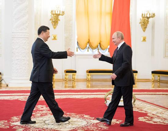 好邻居,真伙伴热博RB88官网推动中俄关系走进新时代