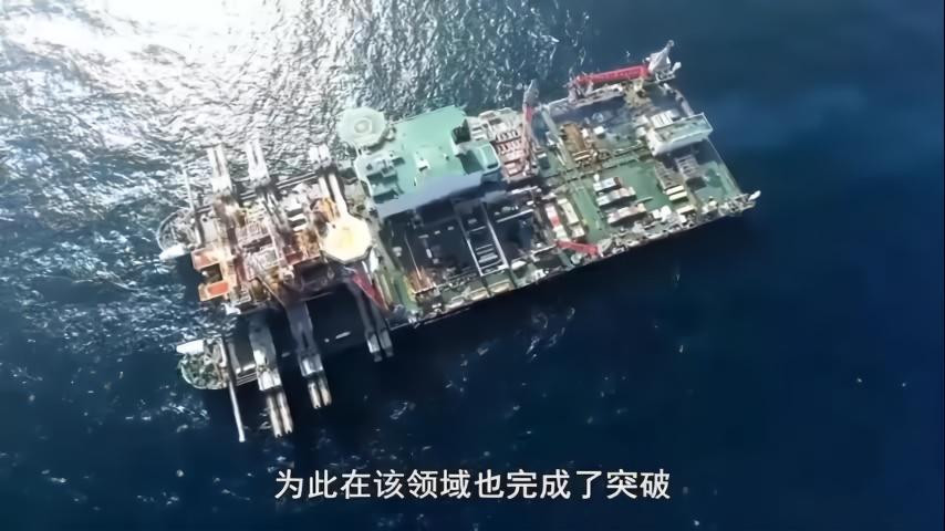 亚太地区最大巨舰出世,排水量高达100万吨,速看