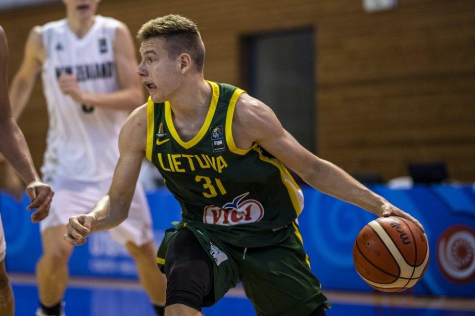 超�大冷�T!狂�僦���68分的立陶宛 竟被�@支��太球�干翻了