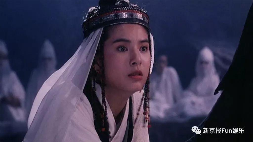 李若彤:若再合作,我和古天乐必须还演情侣丨专访
