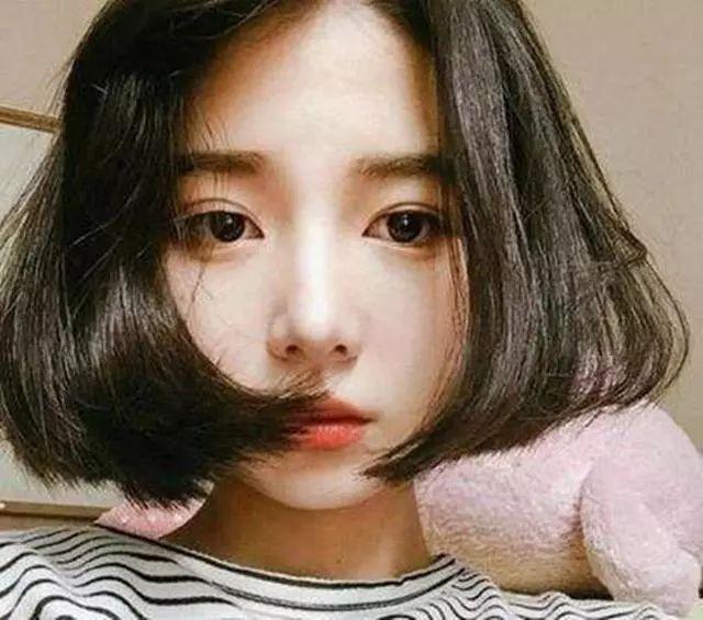 发量少的妹子适合什么样的发型呢?图片