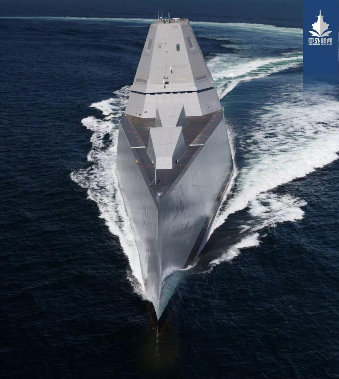 首批上舰官兵亲手教你如何驾驭科幻战舰DDG1000
