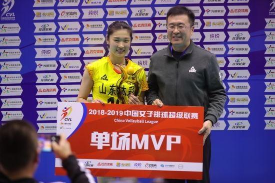 4场MVP独占2席!中国女排一位置天才井喷 郎平幸福的烦恼
