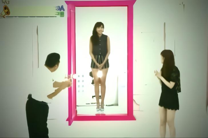 中国农村妹子如今成为日本一线模特,身材修长也太美了吧!