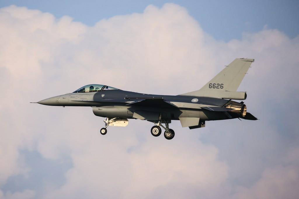台湾考虑从美国购买66架F