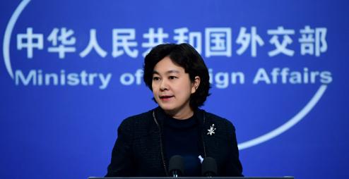 """法国对中国拘留加公民表""""担忧"""" 外交部回应"""