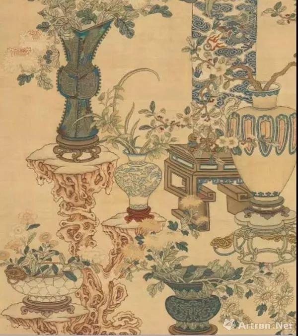 南宋有文人林洪,撰写了许多清新的食馔之法,他称之为《山家清供》.图片