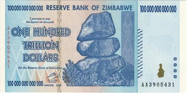 """全球""""最有钱""""国家:美元不够用,我自己印钱花"""