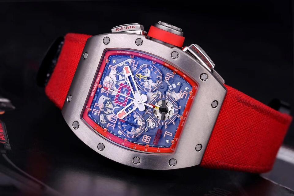 理查德手表回收价格,哪里可以上门回收理查德米勒手表?