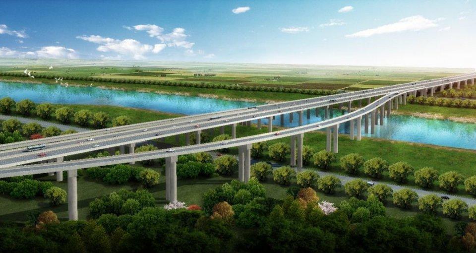 案例:青岛新机场高速公路BIM应用实践