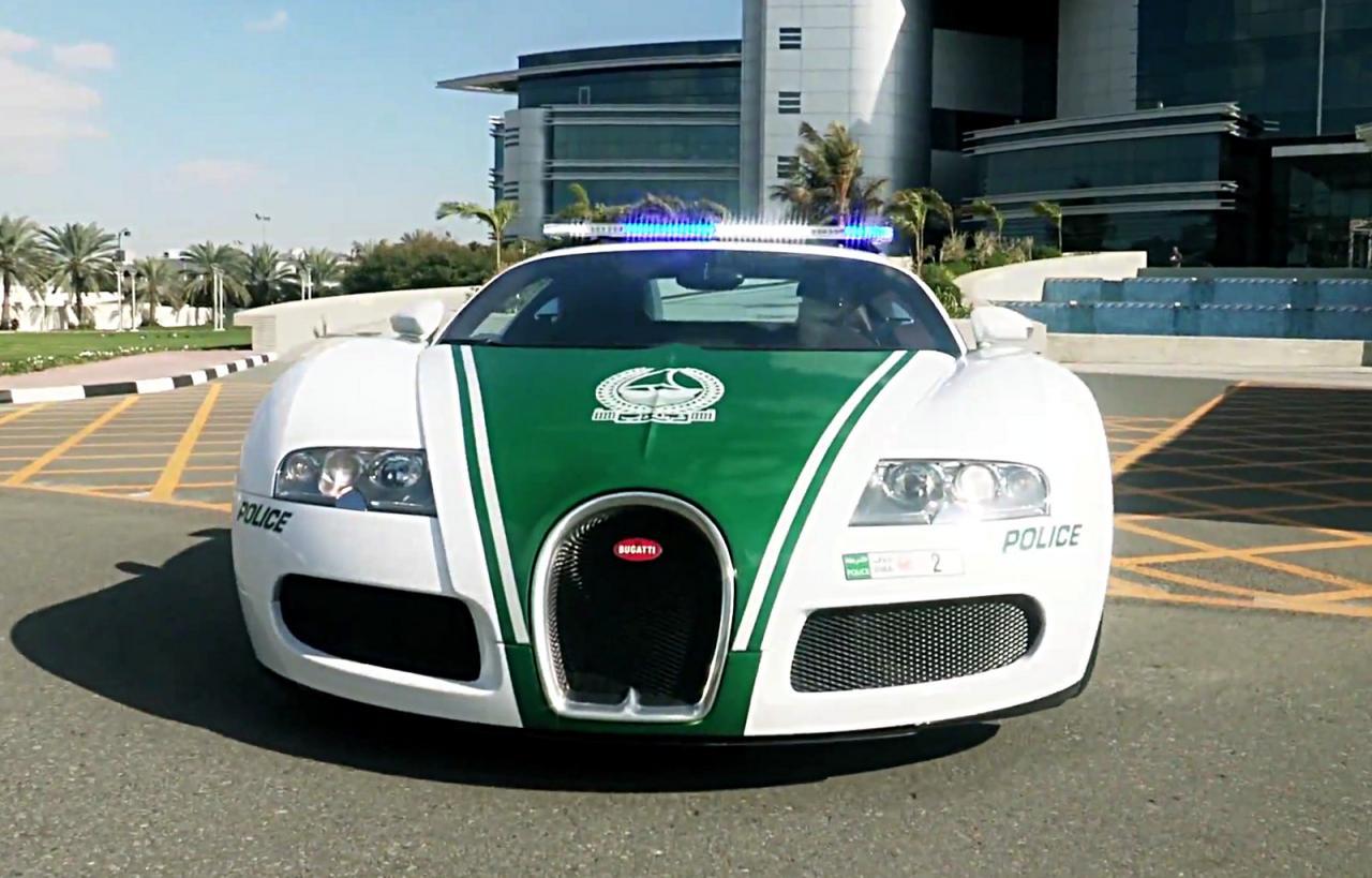 各国警车大比拼迪拜不愧是土豪国定制布加迪威龙_凤凰彩票属于哪