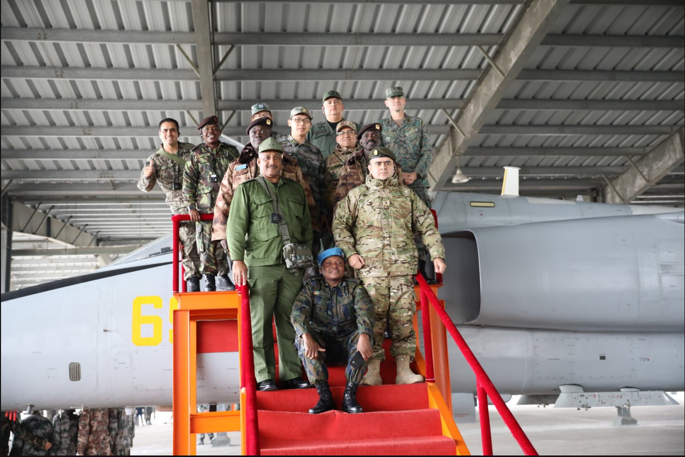 陆军指挥学院:60多年,走出6位总统8位防长
