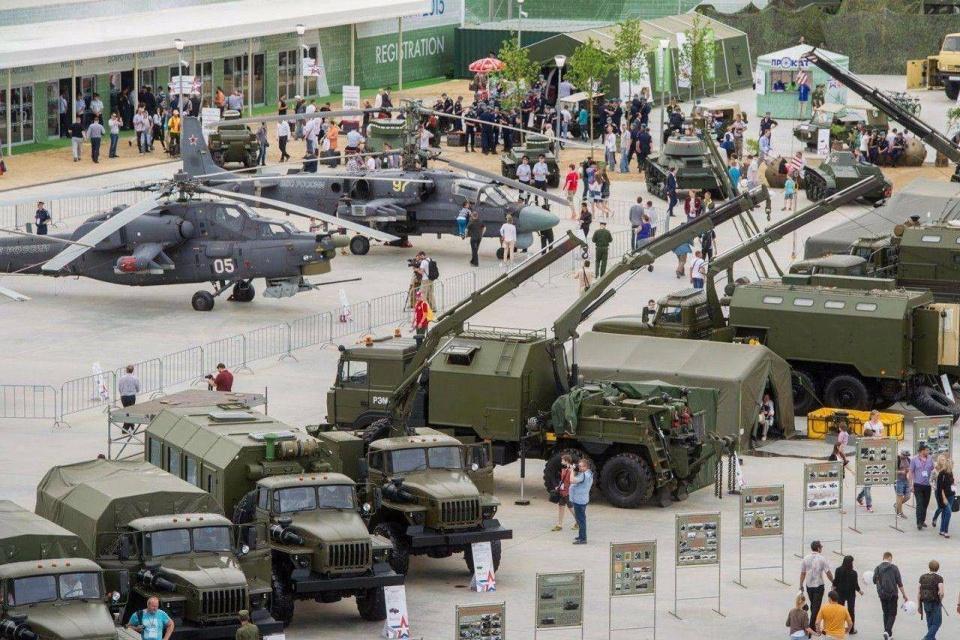 武器出口将被法国反超 俄罗斯军工到底怎么了?