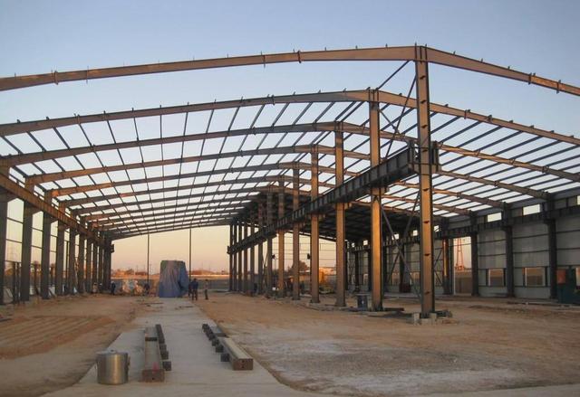 钢结构知识:钢结构框架应用普遍,有何特点
