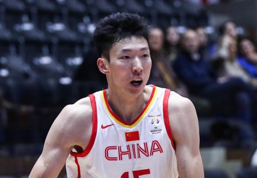 世预赛中国男篮大胜叙利亚!周琦32+10暴力隔扣