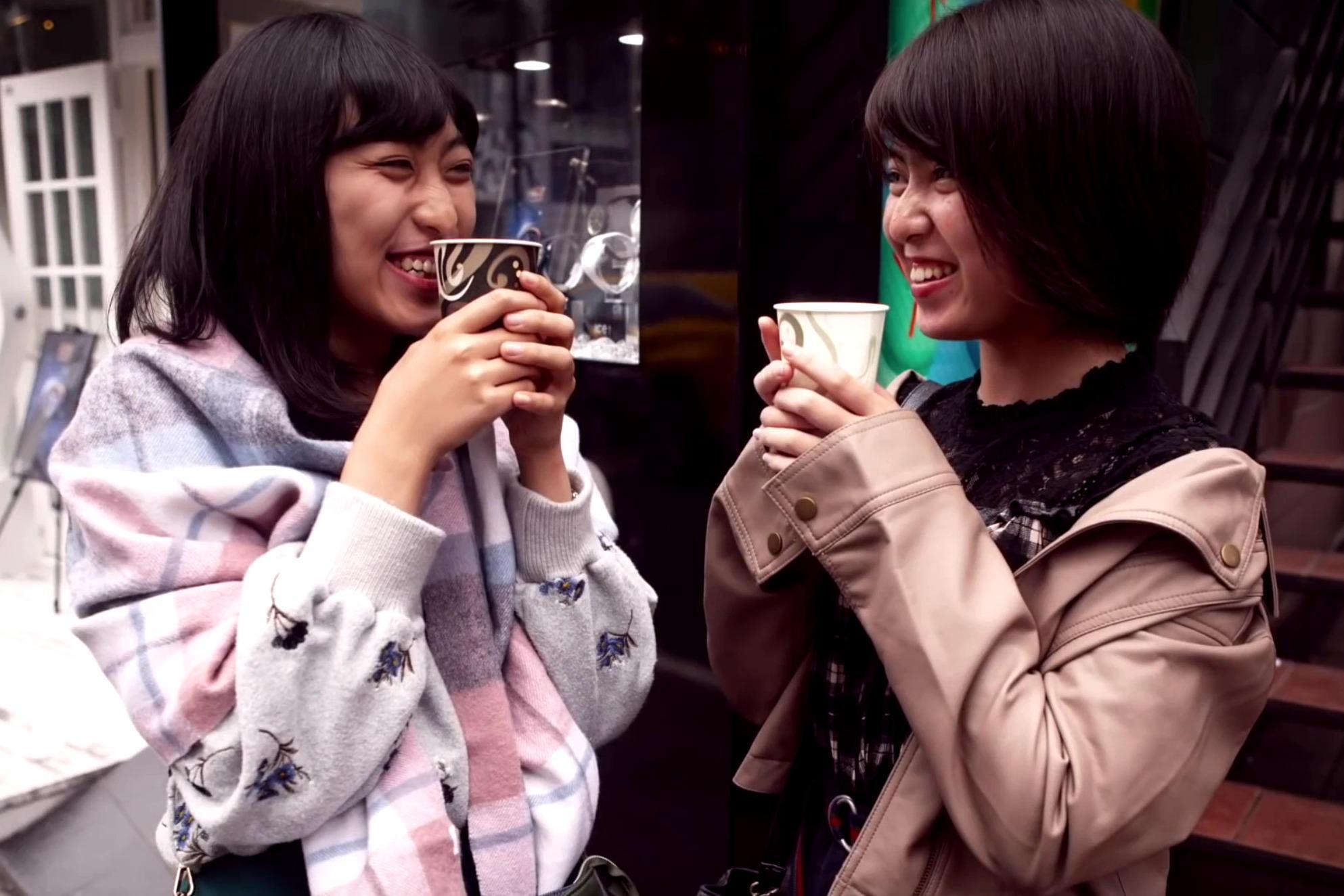 日本街拍:记录那些有个性的小哥哥小姐姐们-2