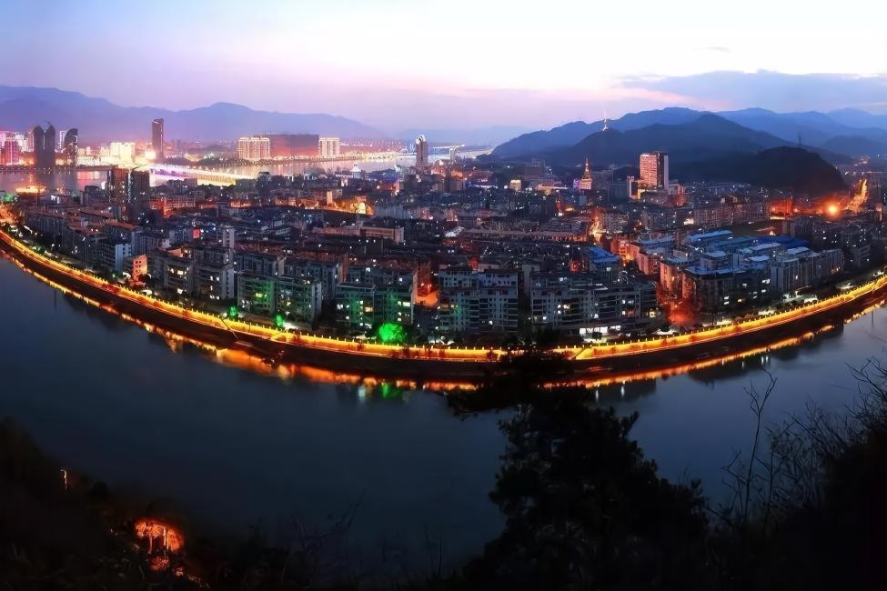 浙江的风景图片