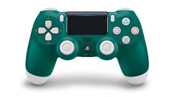 微软服气 索尼又为PS4手柄带来了新配色 这