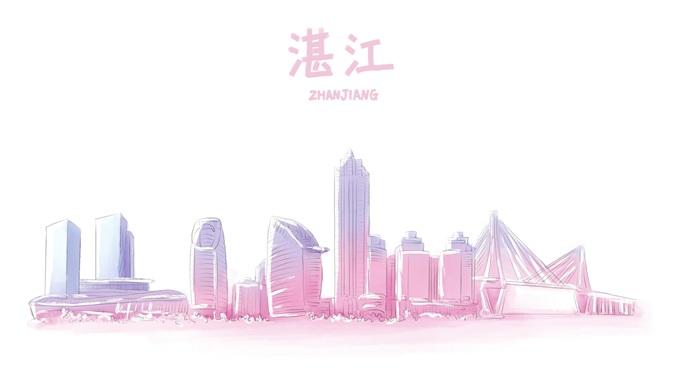 2017年湛江一季度GDP_一季度开局良好,湛江GDP同比增长17.0%!