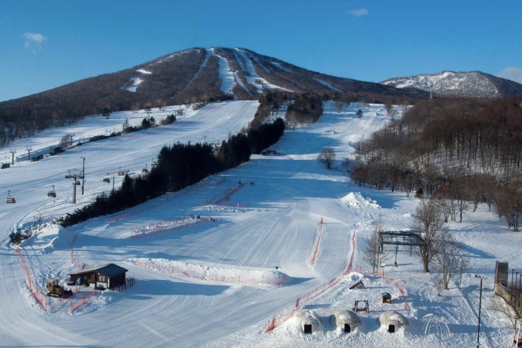 日本旅行vlog,三月的日本这里才是最好的滑雪地