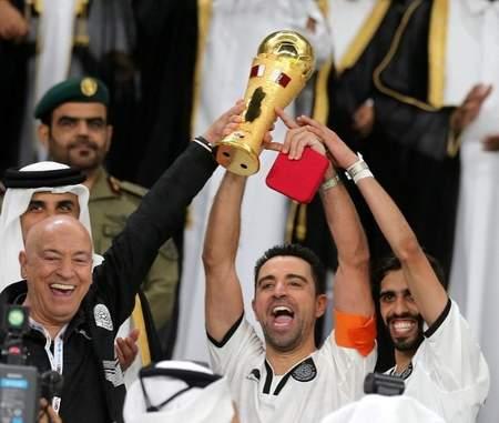 哈维正式出任卡塔尔球队阿尔萨德主帅