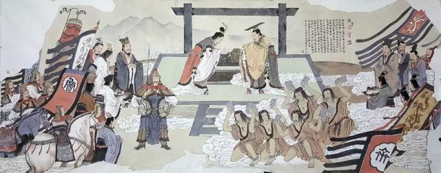 夹谷会盟:有晏子作陪的齐君,为何败给了有孔子傍身的鲁君