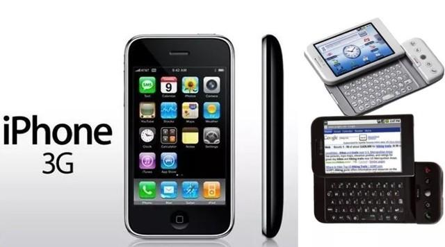 60秒带你通读手机简史:变快了也变强了的46年