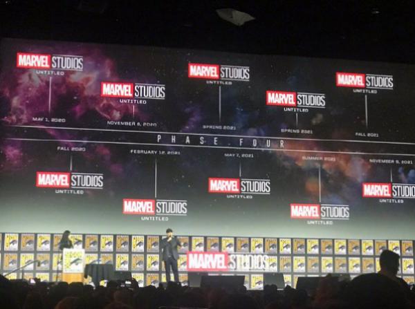 漫威影业宣布洛基将推出个人剧 《奇异博士2》会是惊悚片