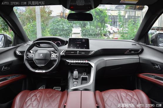 东莞东风标致4008全系降1.8万 现车销售