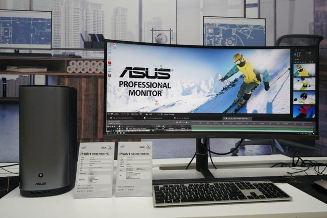 支持九代酷睿 华硕PA90创作PC震撼登场