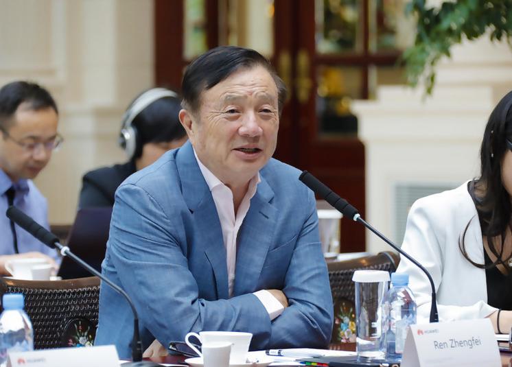杨洁篪女儿 任正非接受意媒体采访:为救女儿也为救公司