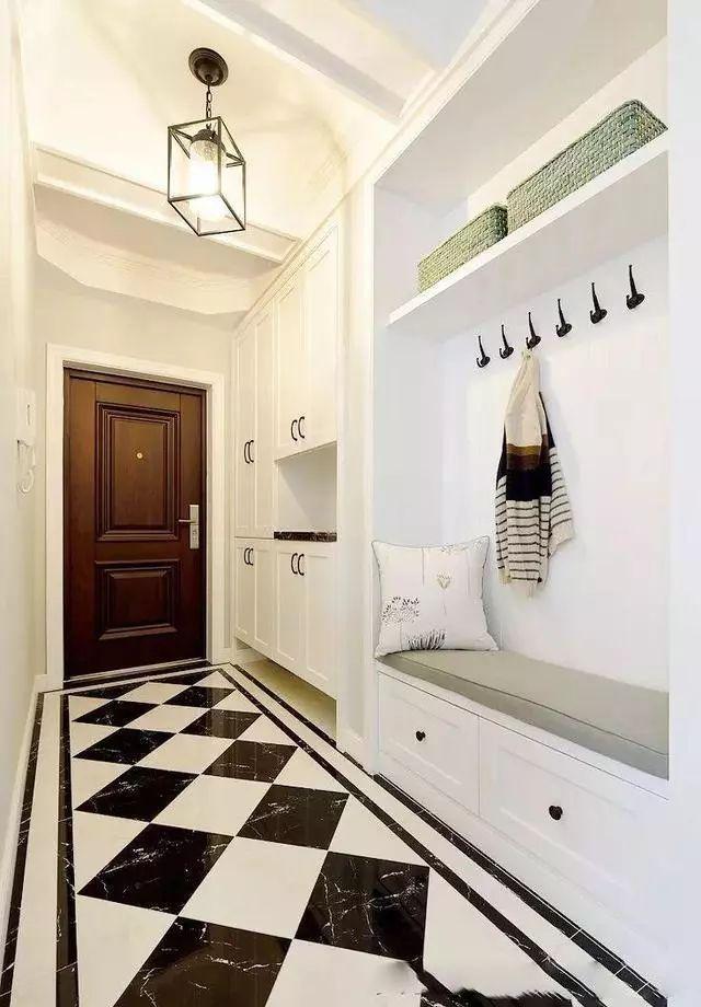 107㎡美式两居,阳台做成吧台,各个空间设计都出乎意料!