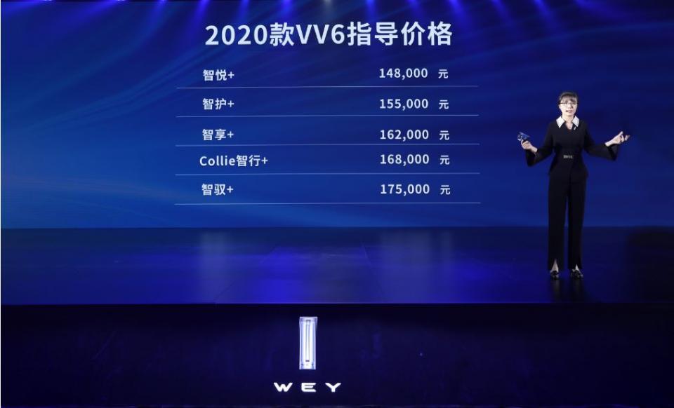 """<b>""""安全是豪华的前提"""",2020款 VV6携""""牧羊犬""""升级WEY式安全</b>"""