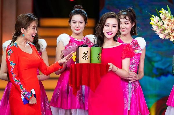 青年女高音歌唱家陈紫妍受邀录制多档央视综艺节目