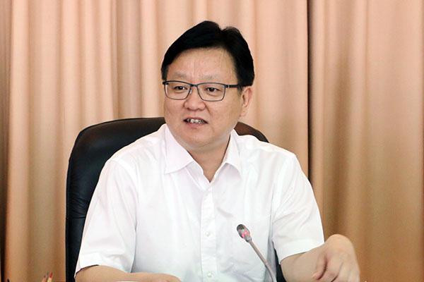 70后抚顺市委原书记高宏彬离任3月后被查